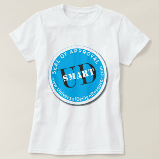 UD頭が切れるな認可の印 Tシャツ