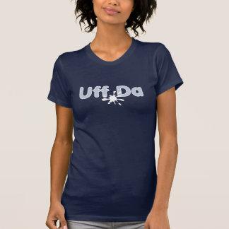 Uff Daのおもしろいなスカンジナビア人 Tシャツ
