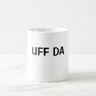 UFF DA コーヒーマグカップ