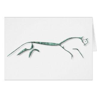 Uffingtonの馬の銅 カード