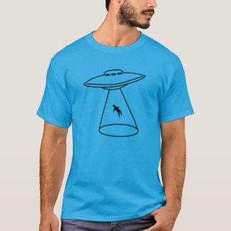 UFOのによるアブダクション Tシャツ
