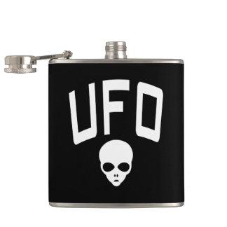 UFOのエイリアン フラスク