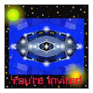UFOのデザイン カード