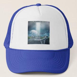 UFOのヒッチハイカーのトラック運転手の帽子 キャップ