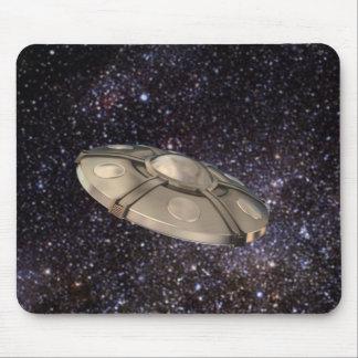UFOのマウスパッド マウスパッド