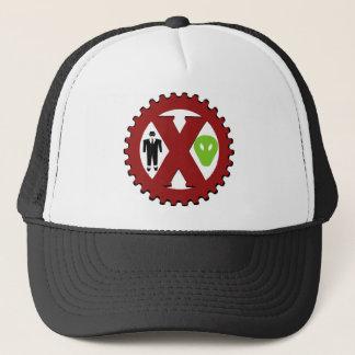 UFOの悪ふざけは悪ふざけのロゴです キャップ