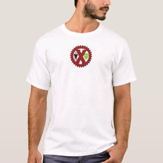 UFOの悪ふざけは悪ふざけのロゴです Tシャツ