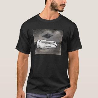 UFOの訪問 Tシャツ