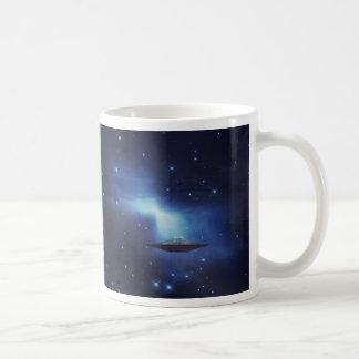 UFOの銀河系 コーヒーマグカップ