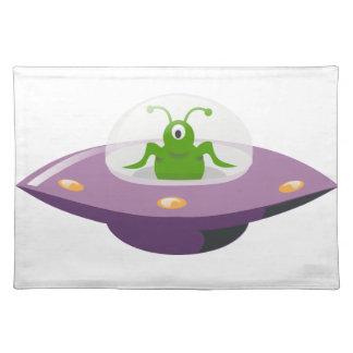 UFO ランチョンマット