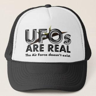 UFOsは実質です-空軍は存在していません キャップ