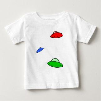 UFOs ベビーTシャツ