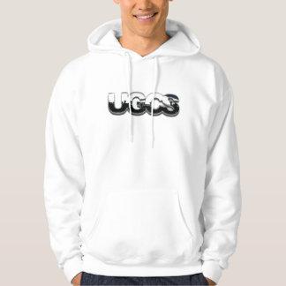 #UGCSのプルオーバー パーカ