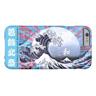 UKIYOE-Hokusai (Japanese artist) Barely There iPhone 6 ケース