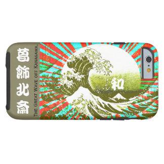 UKIYOE-Hokusai (Japanese artist) No.2 iPhone 6 タフケース
