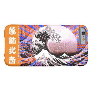 UKIYOE-Hokusai (Japanese artist) No.3 Barely There iPhone 6 ケース