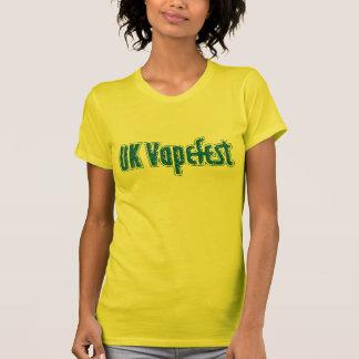 UKVFの女性のスケッチT Tシャツ