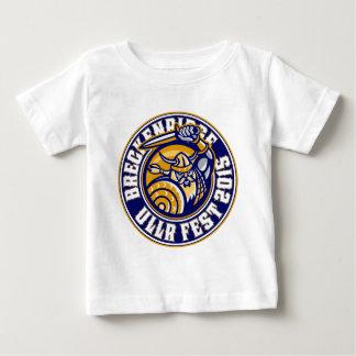 UllrのFestの青2015年 ベビーTシャツ