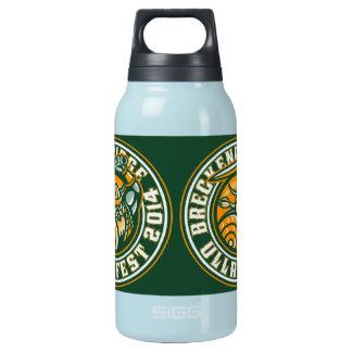 UllrのFest 2014の緑の円 断熱ウォーターボトル