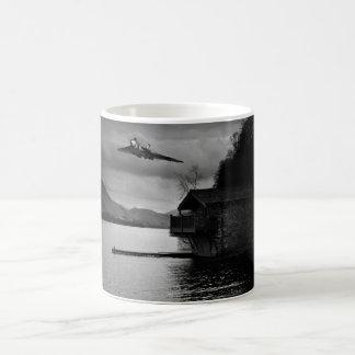 Ullswater Vulcan コーヒーマグカップ