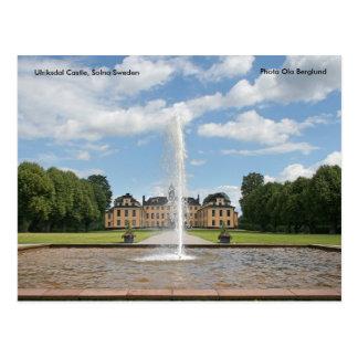 Ulriksdalの城、Solnaスウェーデン、… ポストカード