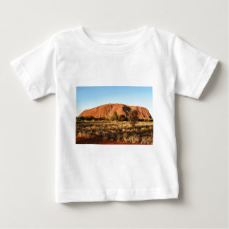 Uluru 2 ベビーTシャツ