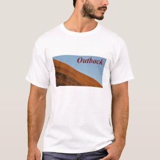 Uluru 6 tシャツ
