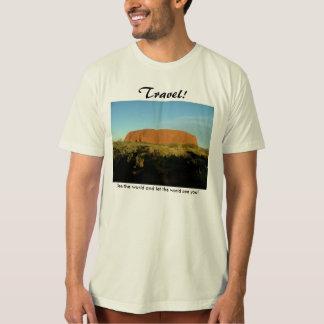 Uluru (Ayersの石) Tシャツ