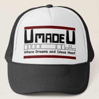 UmadeUの帽子 キャップ