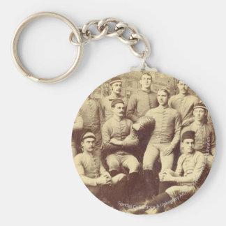UMassのフットボール1888年 キーホルダー