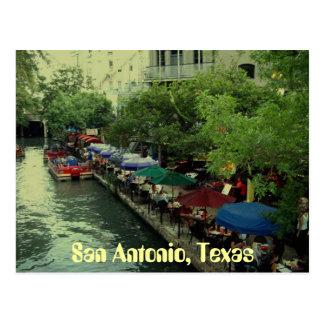 umbrellas_1、サン・アントニオ、テキサス州 ポストカード