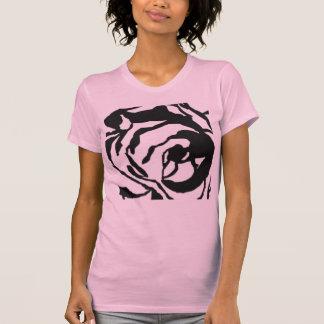 UnaローザCamisa Tシャツ