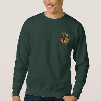 UNANGANのワイシャツ スウェットシャツ