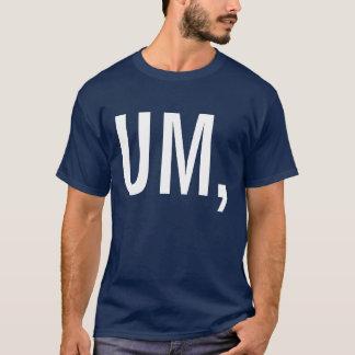 uncertaintee tシャツ
