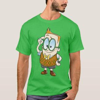 Underpants大尉は| Melvinそれをすべて知っています Tシャツ