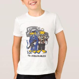 Unduckablesののけ者 Tシャツ
