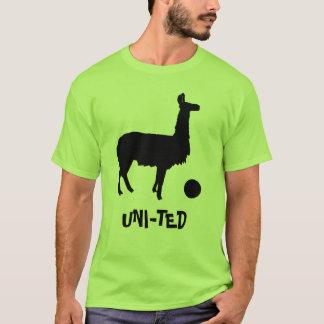 UNIテッド2006-2007 .36 Tシャツ