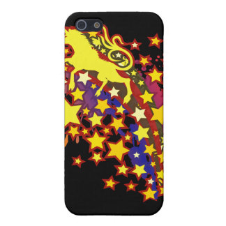 Unicorn_Gallop iPhone 5 Cover