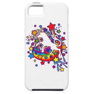 Unicorn_Gallop iPhone SE/5/5s ケース