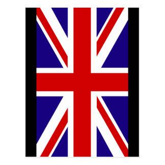 Union Jack 2 ポストカード