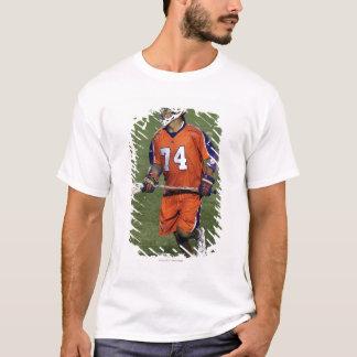 UNIONDALE、NY -威厳があるな13:  ジェレミートムソン#74 Tシャツ