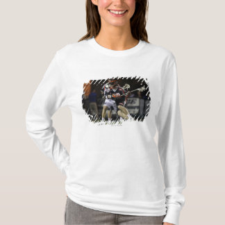 UNIONDALE、NY - 6月03日:  ビルMcGlone #33 Tシャツ