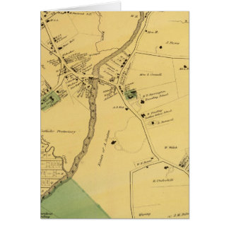 Unionport、Westchester、Schuylerville カード