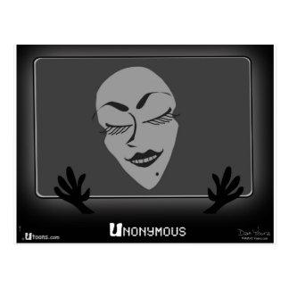 Unonymousの視野 ポストカード