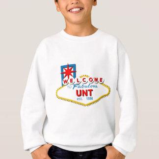 UNTへの歓迎 スウェットシャツ