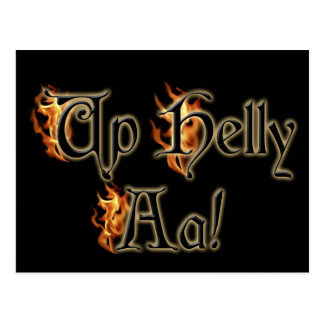 Up Helly Aa! Greeting Post Cards ポストカード
