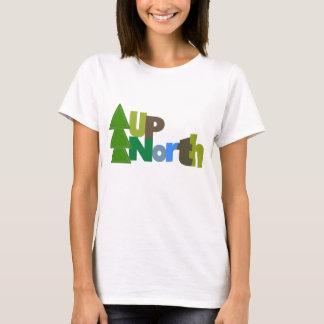 UpNorthのティー- Tシャツ
