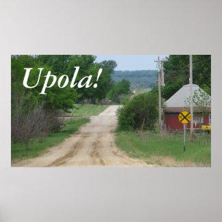 Upolaのカンザスポスター ポスター