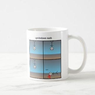 upsidedownのnoob コーヒーマグカップ
