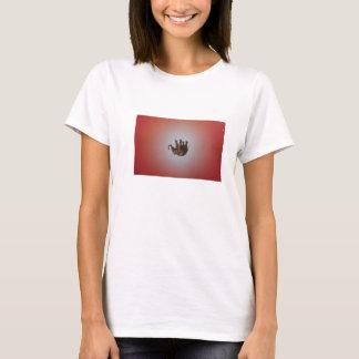 Upsidedown象 Tシャツ